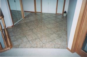 Custom tile 16